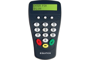 Equinox Payments P1300 PIN Entry Device