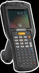 Zebra MC3200 Wireless Handheld Mobile Computer