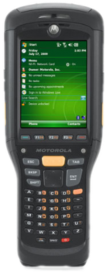 Zebra MC9500-K Wireless Rugged Handheld Mobile Computer
